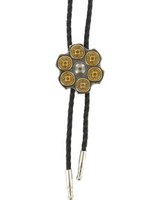 Cody James Men's Pistol Barrel Bolo Tie, Multi, hi-res