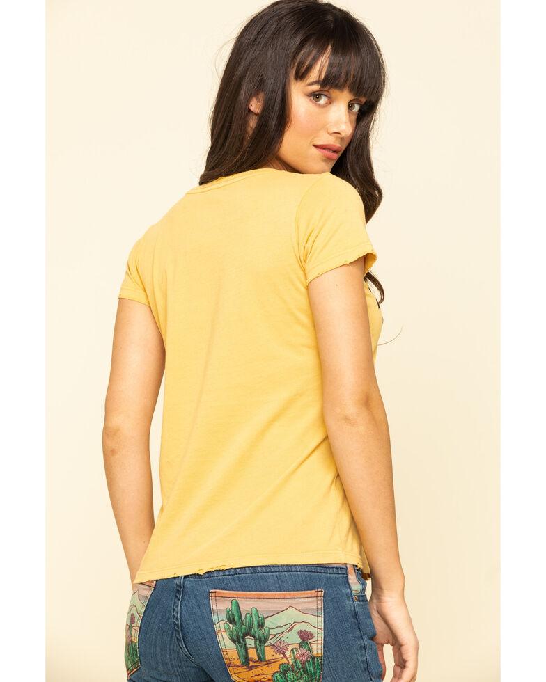 Bandit Brand Women's Saddle Up Graphic Tee, Dark Yellow, hi-res