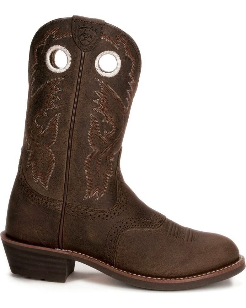 2ad47bb6a75 Ariat Heritage Rough Stock Boots