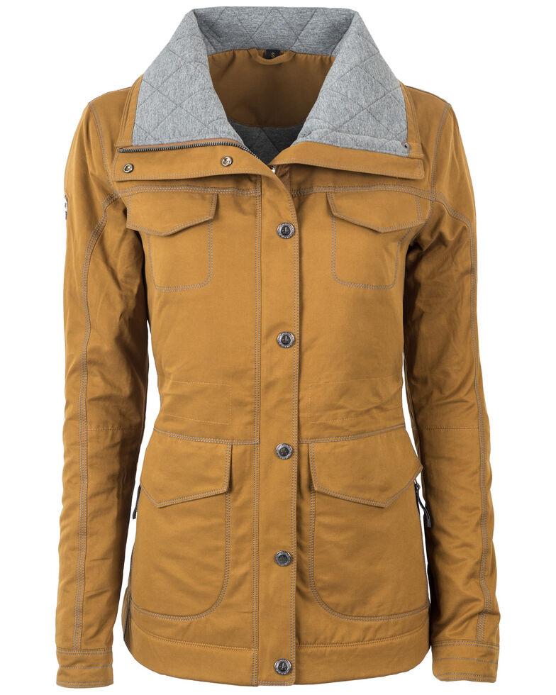 STS Ranchwear Women's Khaki Swayzi Jacket , , hi-res