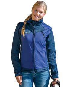 Mountain Horse Women's Cortina Softshell Jacket, Midnight, hi-res