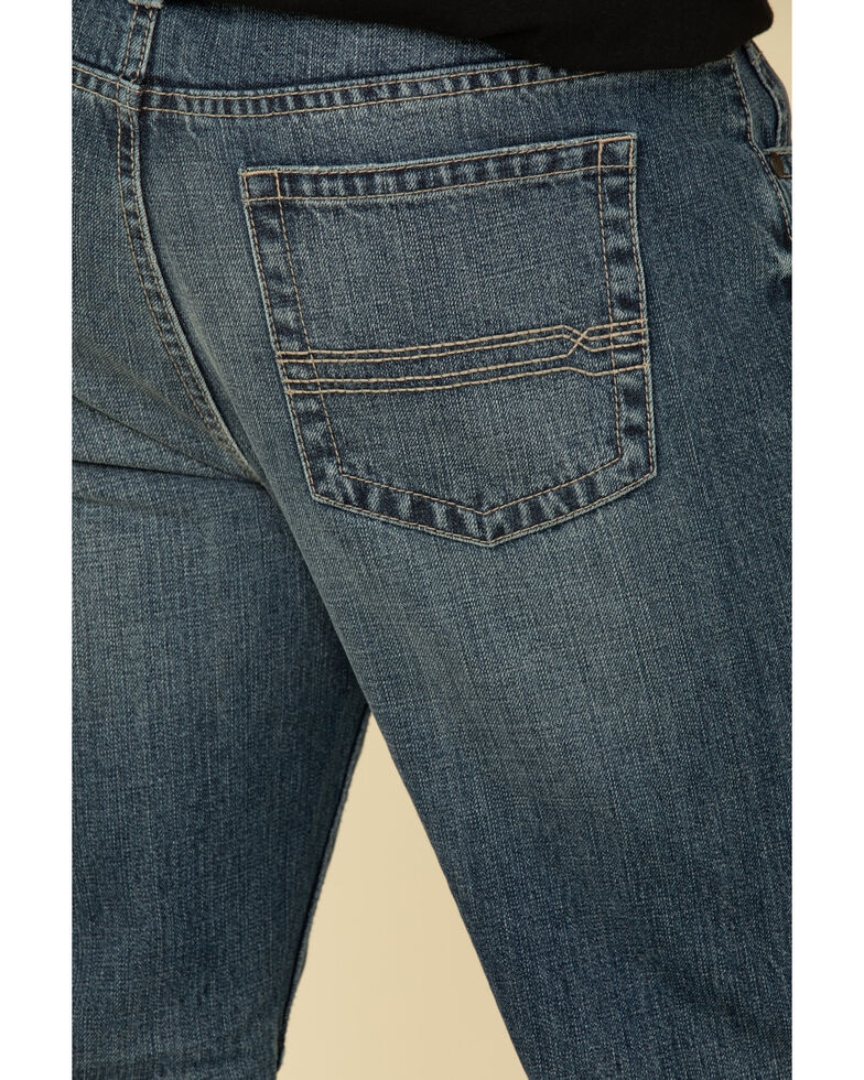 Cody James Men's Fisticuffs Rigid Relaxed Straight Jeans , Blue, hi-res