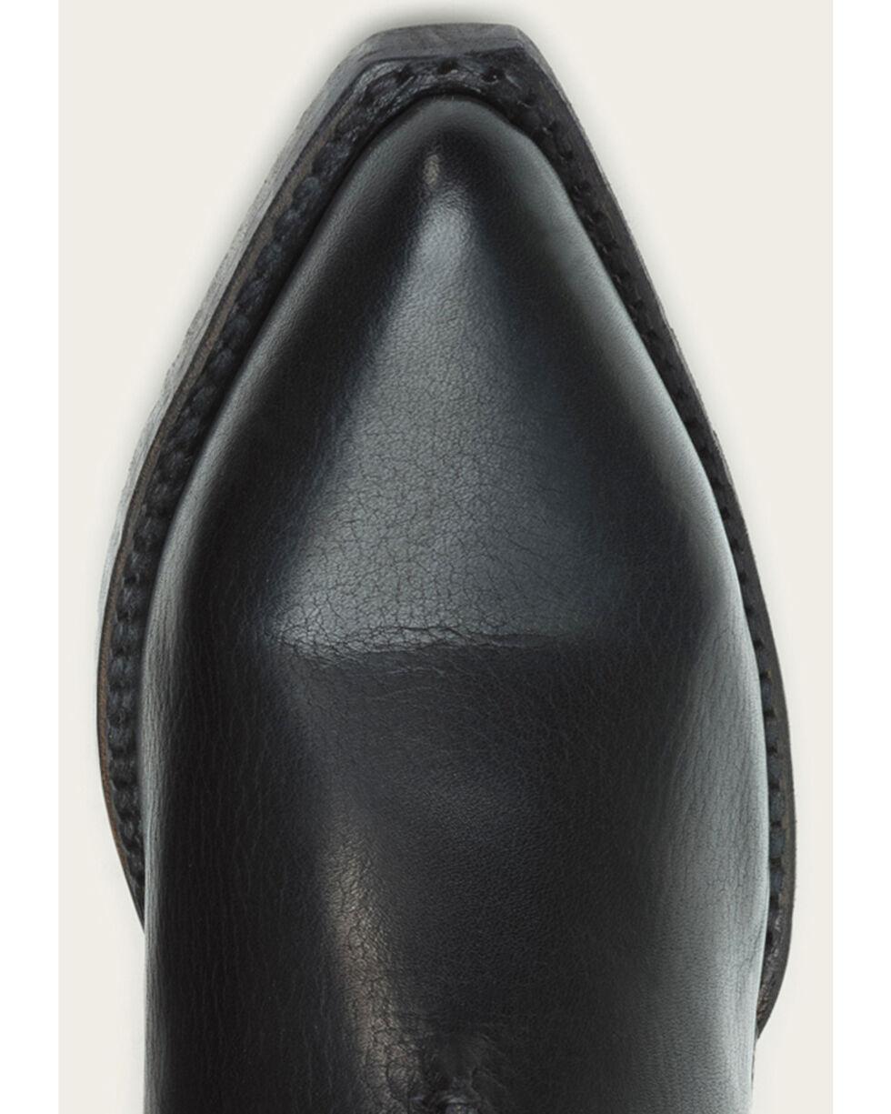 Frye Women's Sacha Moto Shooties - Pointed Toe , Black, hi-res