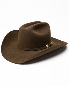 Resistol Men's Sage 6X Midnight Western Felt Hat , Sage, hi-res