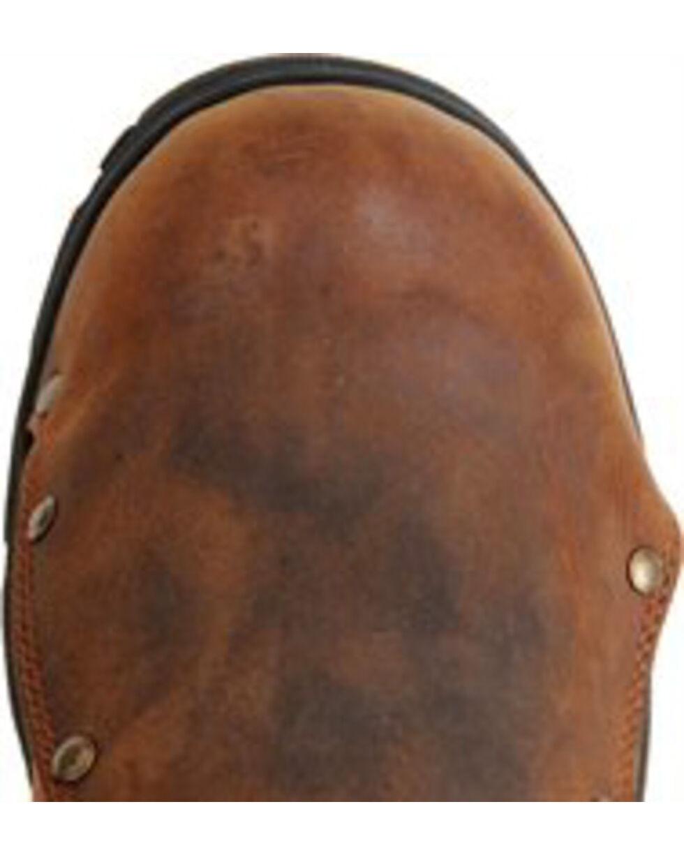 "Carolina Men's 6"" External MetGuard Boots - Steel Toe, Brown, hi-res"