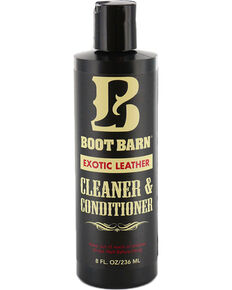 Boot Barn Exotic Leather Cleaner & Conditioner, No Color, hi-res