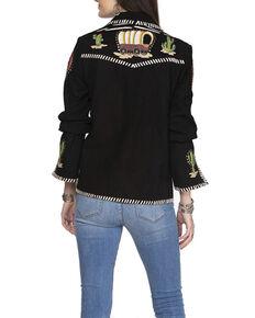 Double D Ranch Women's Head Over Heels Jacket , Black, hi-res