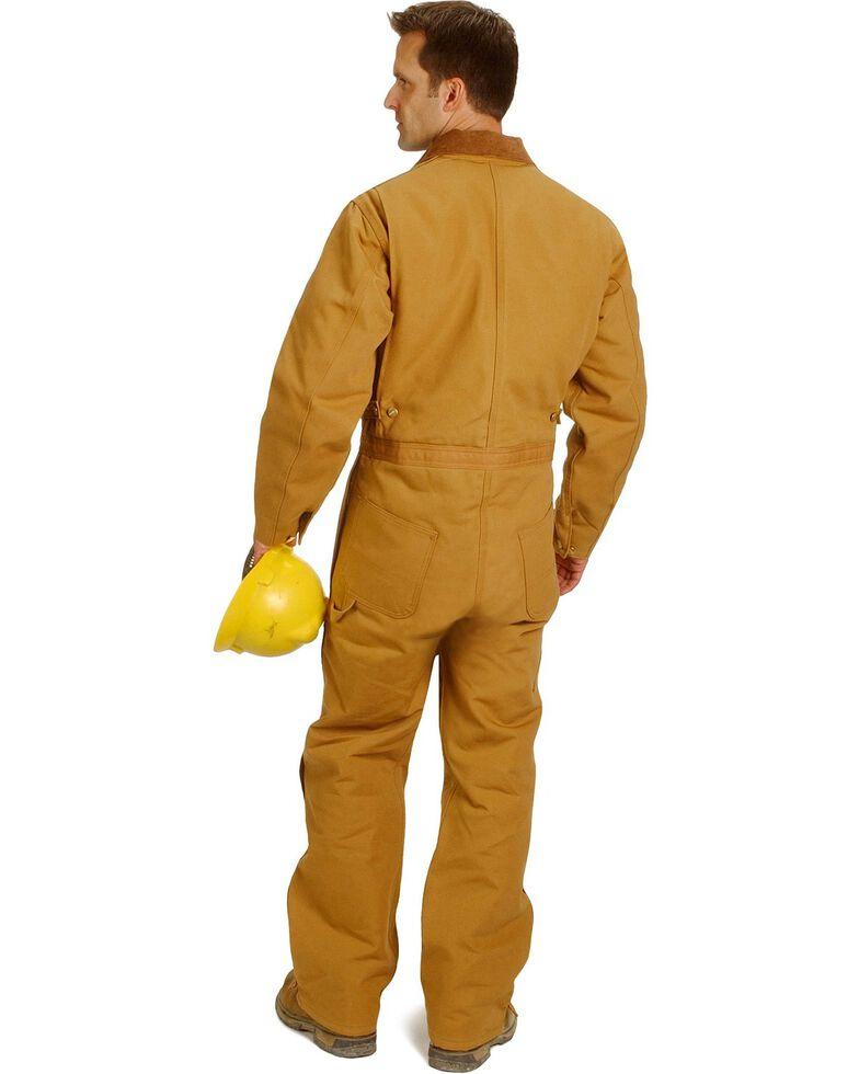Carhartt XO1 Quilt Lined Duck Coveralls - Short, Reg Inseams, , hi-res