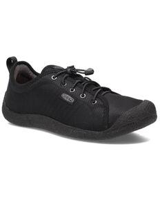 Keen Men's Black Howser Lace-Up Hybrid Hiking Shoe , Black, hi-res