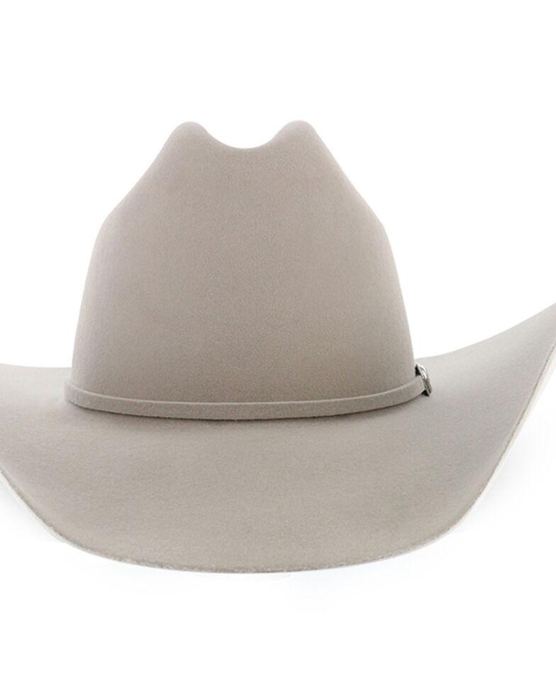 Rodeo King Men's Rodeo 7X Felt Cowboy Hat, Cream, hi-res