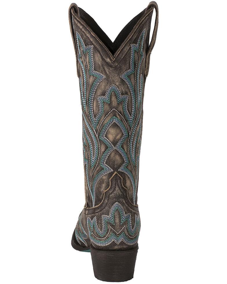 Lane Women's Saratoga Western Boots - Snip Toe, Brown, hi-res