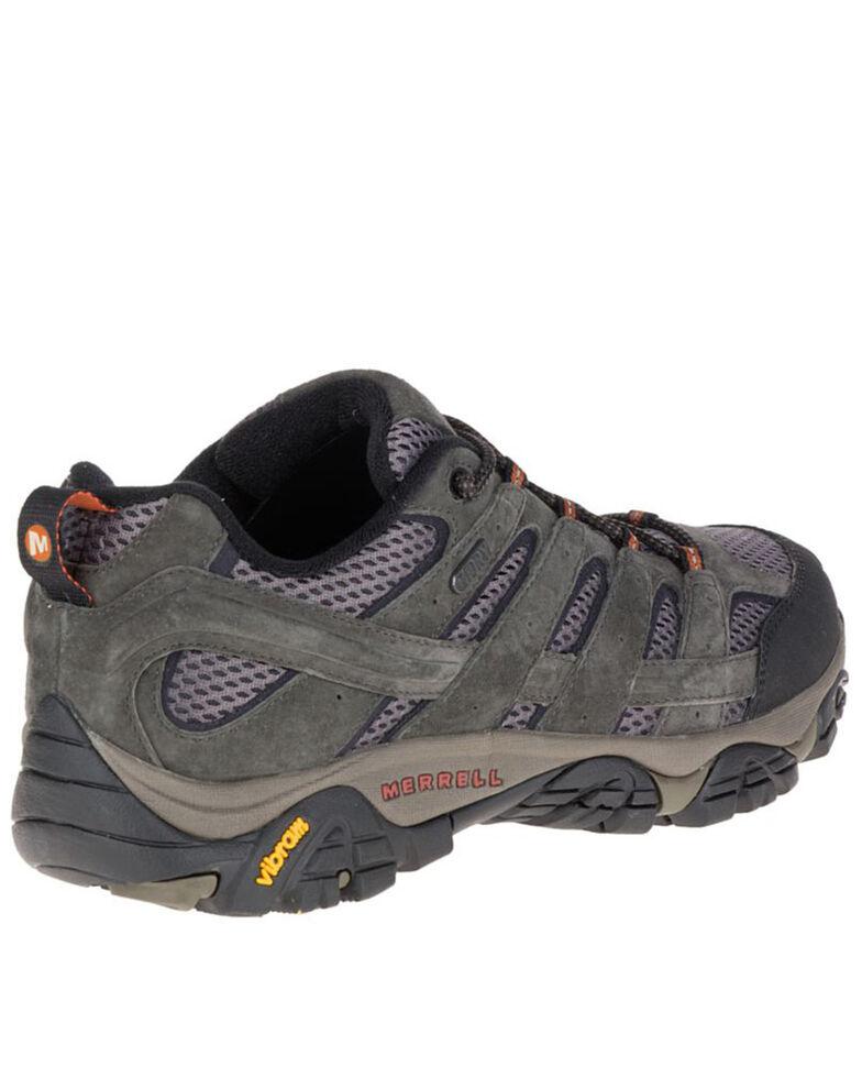 Merrell Men's MOAB Beluga Hiking Boots - Soft Toe, Grey, hi-res