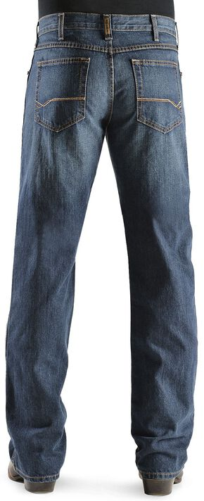 Ariat Denim Jeans - Heritage Dark Stonewash Classic Fit, Dark Stone, hi-res