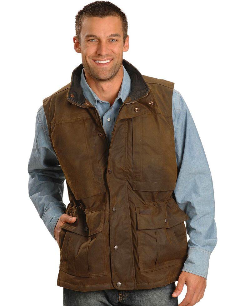Oilskin Trading Vest Outback CoDeer Hunter VpLGqSUzM