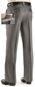 Circle S Men's Lubbock Xpand Pants, Hthr Grey, hi-res