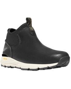Danner Men's Black Mountain 600 Chelsea Shoes , Black, hi-res