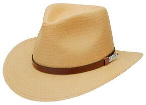 728ace59d655b Black Creek Men s Wheat Toyo Straw Hat