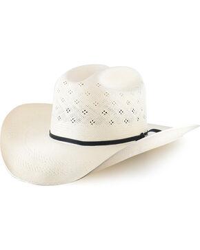 Resistol Conoly 10X Straw Cowboy Hat, Natural, hi-res
