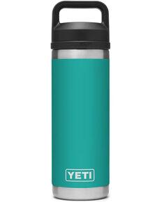 Yeti Rambler 18oz Chug Bottle, Blue, hi-res