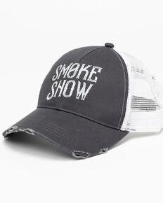 Idyllwind Women's Smoke Show Ball Cap , Grey, hi-res