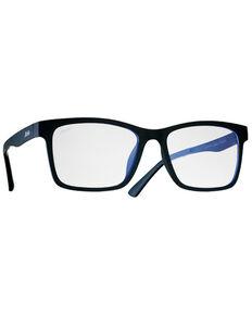 Hobie Lennox Satin Black & Blue Polarized Prescription Sunglasses  , Black, hi-res