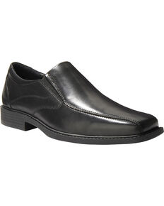 343704b96a2 Eastland Men s Black Stuyvesant Dress Oxfords