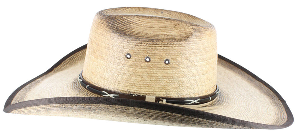 Cody James Men s Palm Leaf Cowboy Hat - Country Outfitter 1b0738e39f0