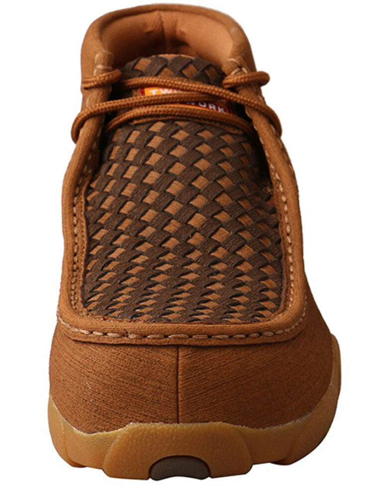 Twisted X Men's Work Chukka Boots - Nano Composite Toe, Brown, hi-res