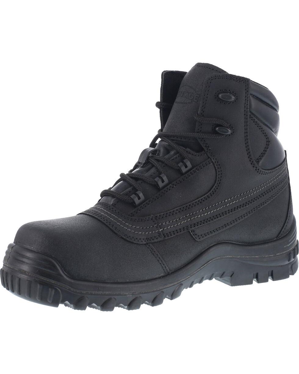 """Iron Age Men's 6"""" Waterproof Work Boots - Steel Toe , Black, hi-res"""