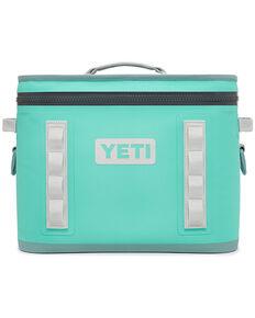 Yeti Flip 18 Soft Shell Cooler, Blue, hi-res