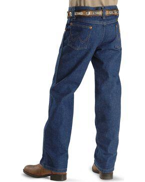 Wrangler Jeans - Cowboy Cut - 8-16 Regular/Slim, Indigo, hi-res