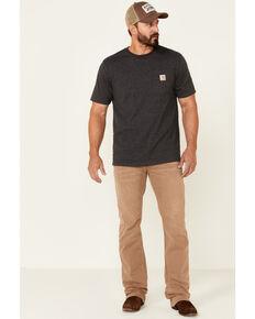 Cinch Men's Ian Khaki Wash Performance Stretch Slim Bootcut Jeans , Beige/khaki, hi-res