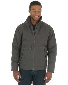 Wrangler Riggs Men's Charcoal Grey Contractor Work Jacket - Big and Tall, Charcoal Grey, hi-res