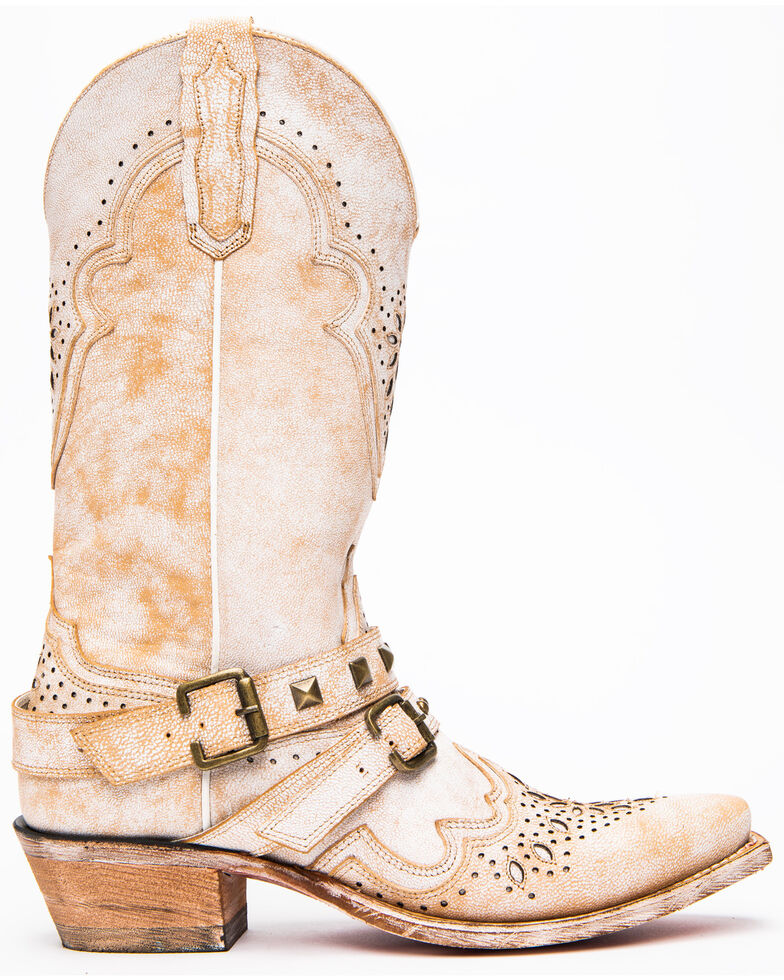 Dan Post Women's Restless Western Boots - Snip Toe, , hi-res