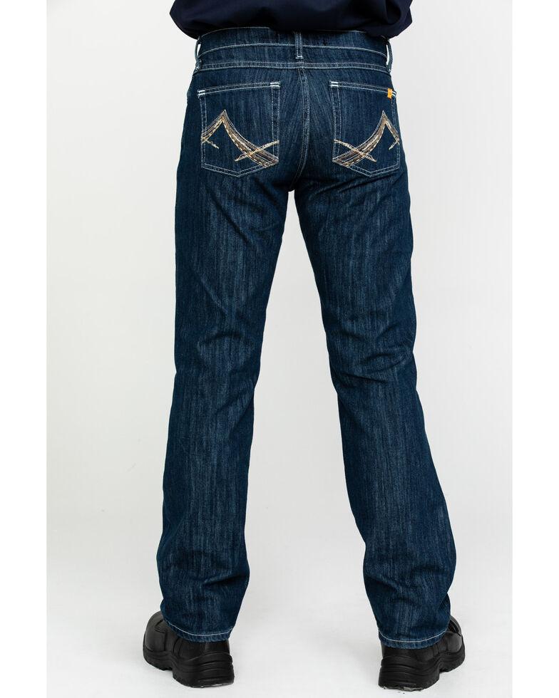 Wrangler 20X Men's FR Vintage Boot Cut Jeans, Indigo, hi-res
