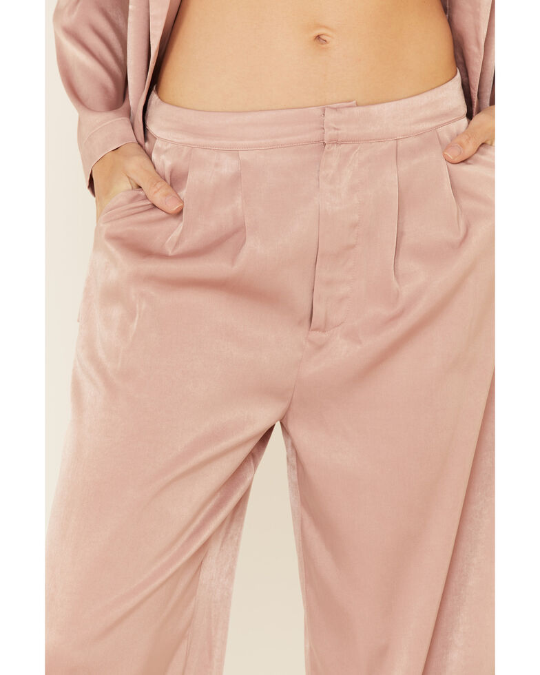 Sadie & Sage Women's Mauve Happy Ever After Pants, Mauve, hi-res