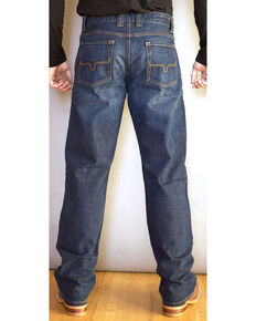 Kimes Ranch Men's Watson Mid Rise Relaxed Bootcut Jeans, Indigo, hi-res