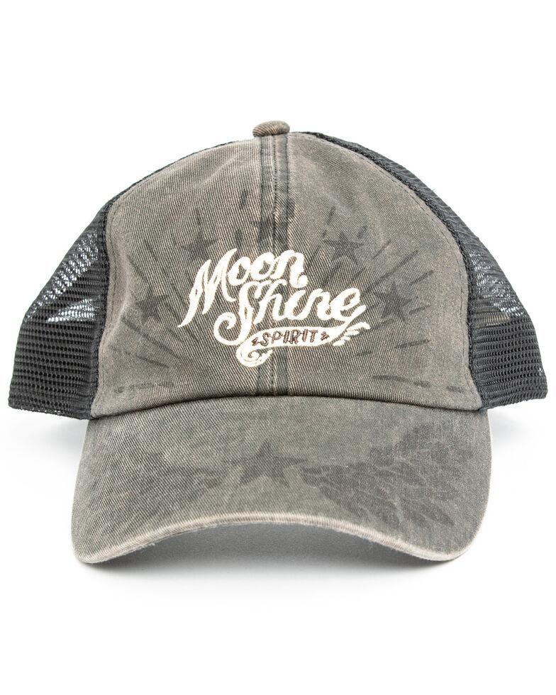 Moonshine Spirit Men's Wing It Logo Cap , Brown, hi-res