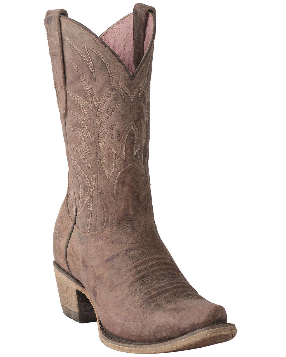Junk Gypsy by Lane Women's Dirt Road Dreamer Western Boots - Snip Toe, Wine, hi-res