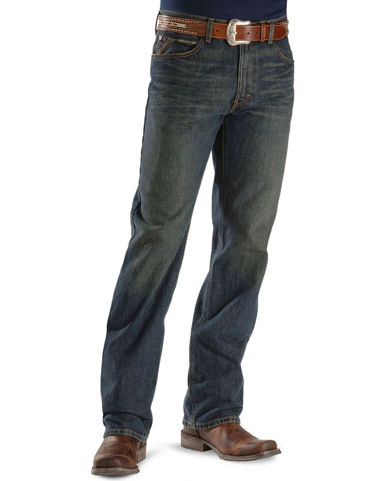 Ariat Denim Jeans - M2 Swagger Wash Relaxed Fit, Swagger, hi-res
