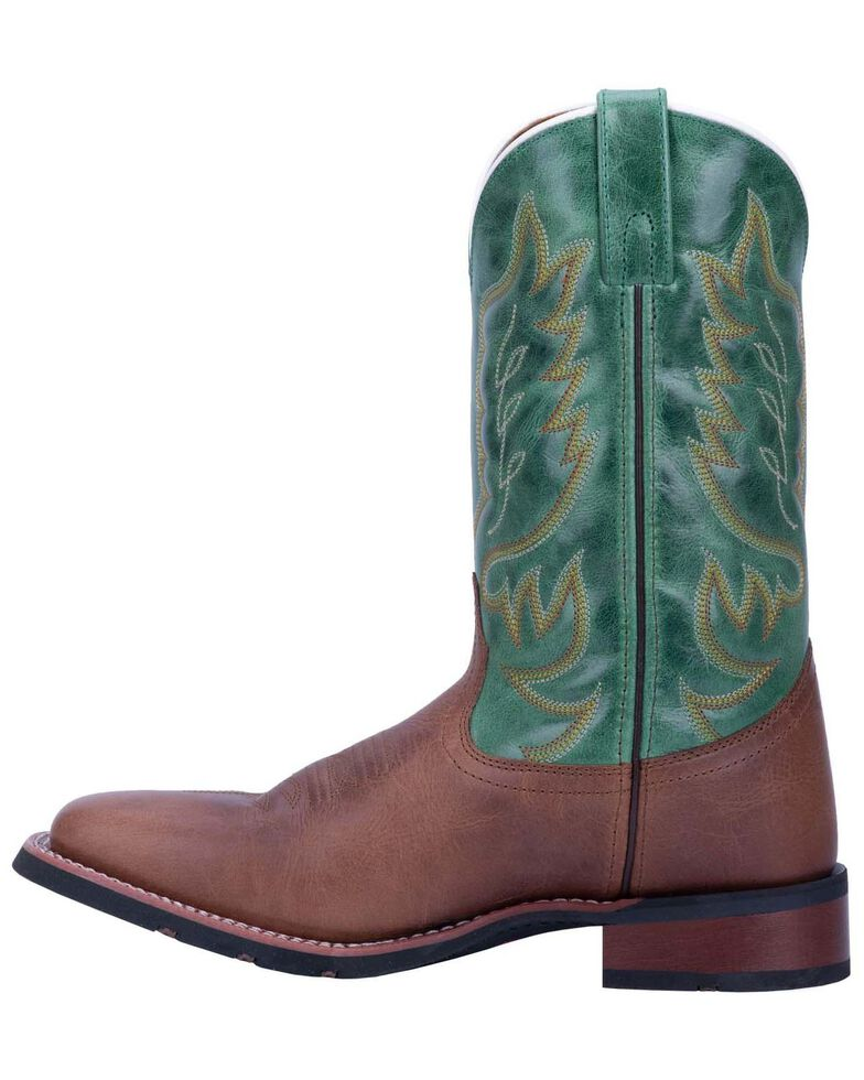 Laredo Men's Montana 2 Western Boots - Wide Square Toe, , hi-res