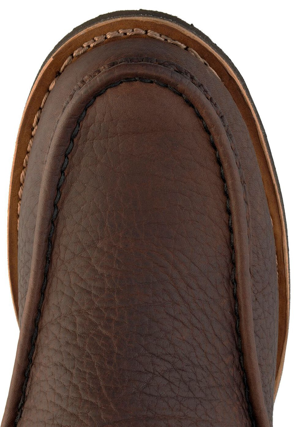 Chippewa Waterproof Bison Zip-up Harness Boots - Moc Toe, Briar, hi-res