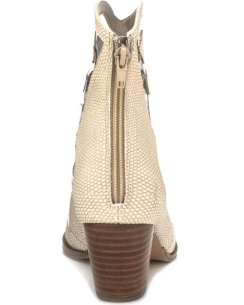 Matisse Women's Cloud Nine Fashion Booties - Snip Toe, White, hi-res