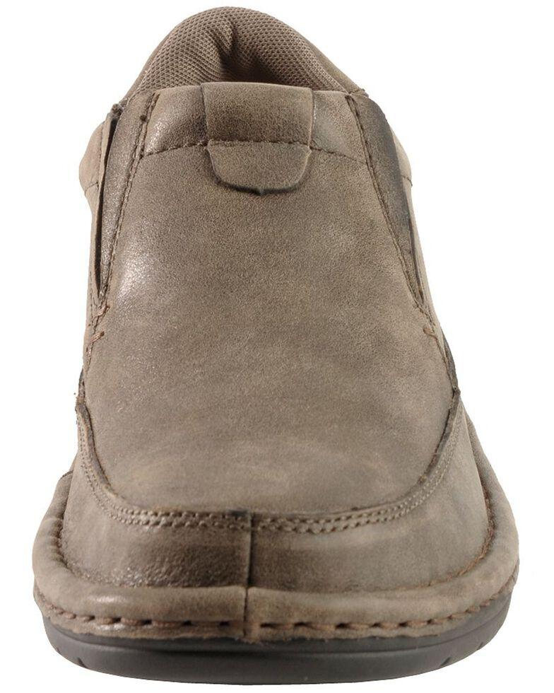 Roper Nubuck Opanka Slip-On Shoes, Tan, hi-res
