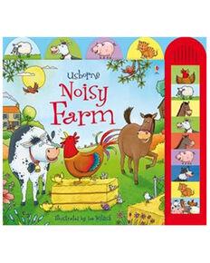 Usborne Noisy Farm Children's Book, Multi, hi-res