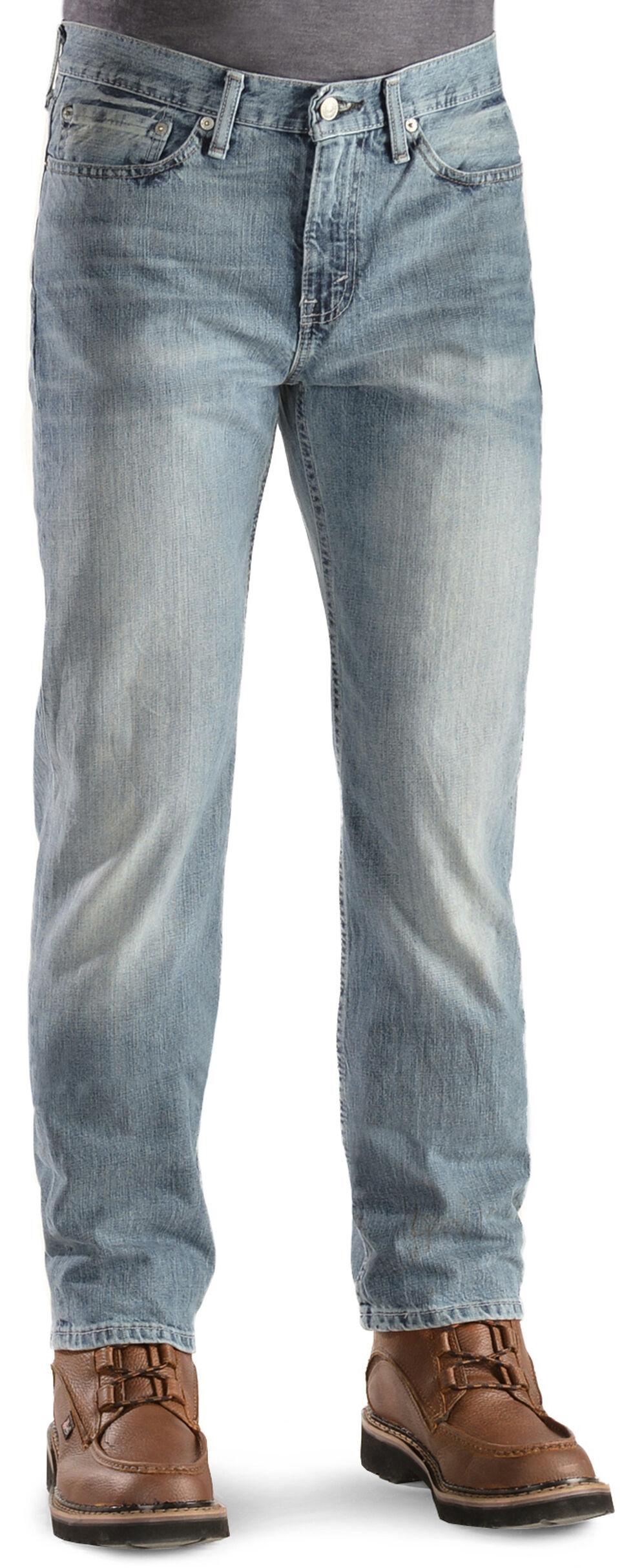 Levi's 514 Jeans - Straight Fit, Med Wash, hi-res