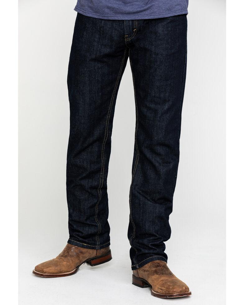 Levi's Men's 559 Tumbled Rigid Relaxed Straight Leg Jeans , Blue, hi-res