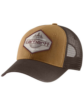 Carhartt Men's Bear Lake Cap, Brown, hi-res