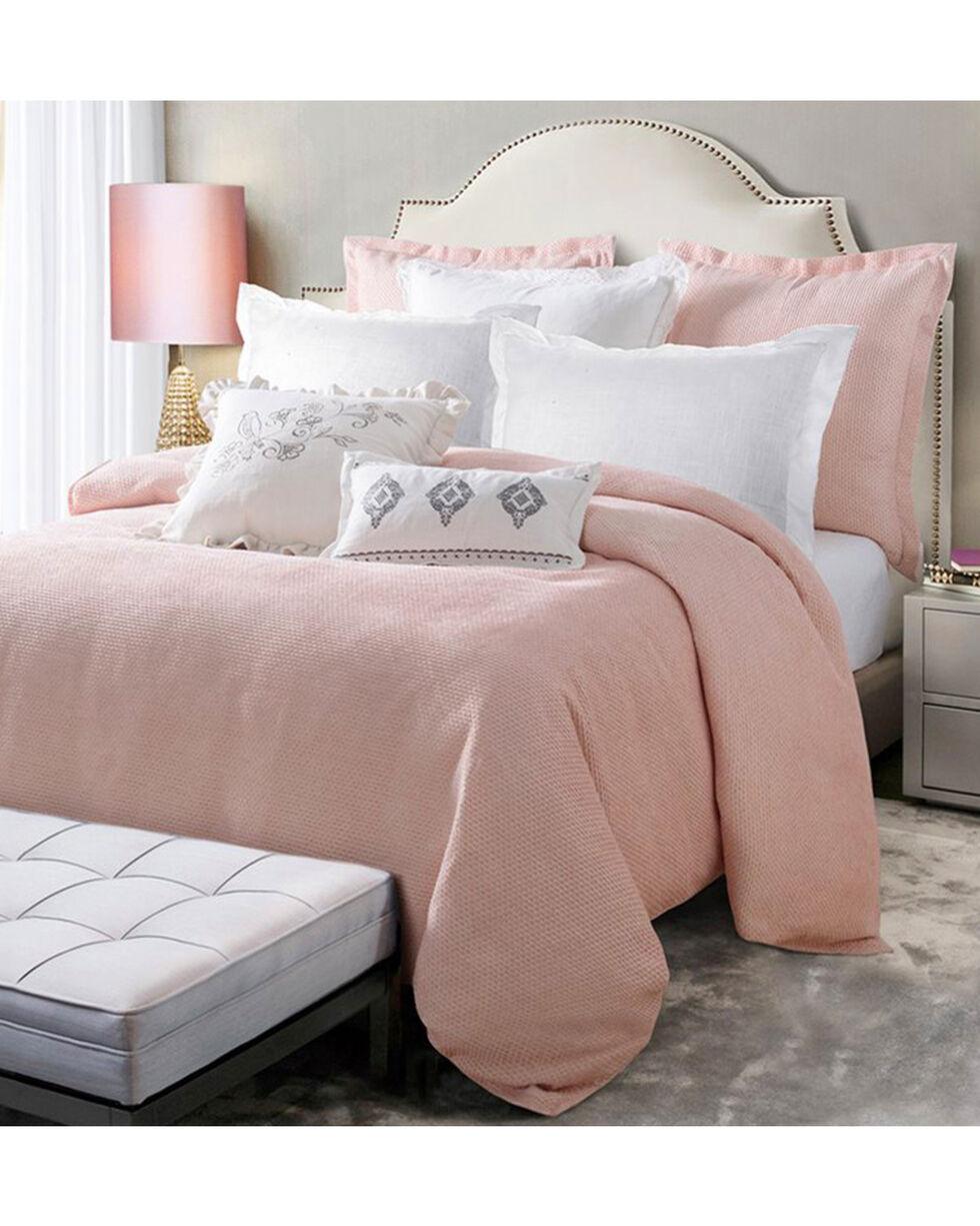 HiEnd Accents Pink Jolie Duvet - Super King , Pink, hi-res