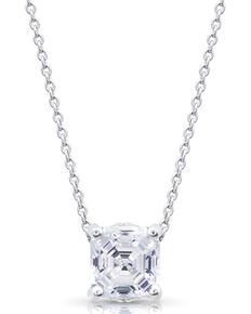 Montana Silversmiths Women's Wild Rose Solitaire Necklace, Multi, hi-res